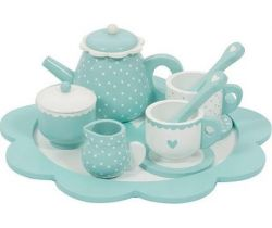 Nádobičko Little Dutch Tea Set Mint