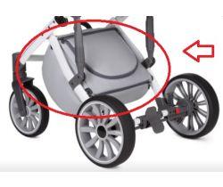 Náhradní nákupní košík ke kočárku Anex Sport
