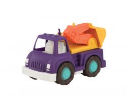 Náklaďák s rypadlem B-Toys Wonder Wheels