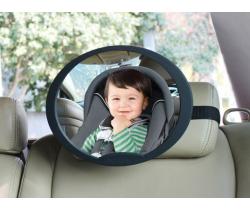 Nastavitelné zpětné zrcátko do auta BabyDan