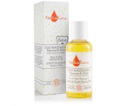 Masážní olej pro miminka i maminky NeBiolina