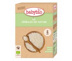 Nemléčná kaše rýžová 200 g Babybio Bio