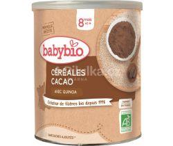 Nemléčná rýžová kaše s kakaem 220 g Babybio