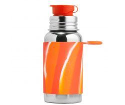 Nerezová láhev se sportovním uzávěrem 550 ml Pura