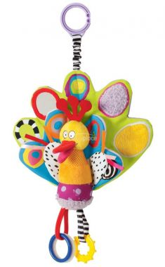 Nezbedný ptáček Taf Toys