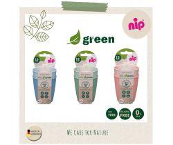 Kalíšek NIP Green Line Mix barev 2ks