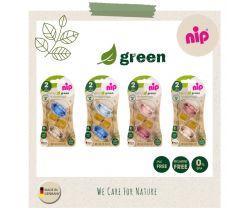Šiditko kaučuk NIP Green Line Mix barev 2 ks