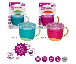 Snackbox 2v1 NIP Mix barev 1 ks