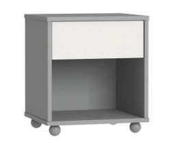 Noční stolek Faktum Alda Grey