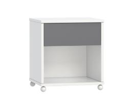 Noční stolek Faktum Holly Grey