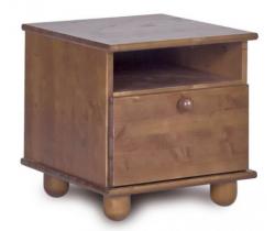 Noční stolek Faktum Tomi Wenge
