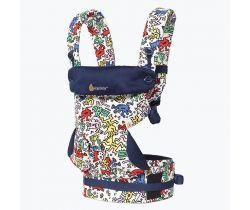Nosítko na nošení dětí ErgoBaby 360 Keith Haring