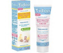 Ochranný krém s měsíčkem na opruzeniny 75g Tidoo Bio/Organic
