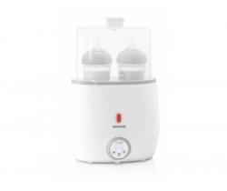 Ohřívač na 2 kojenecké láhve Miniland Baby Warmy Twin