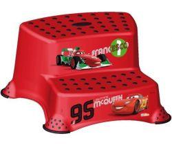 OKT Cars Duo stupínek k WC/umyvadlo