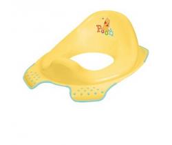 OKT Winnie the Pooh adaptér k WC žlutý
