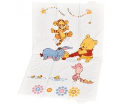 OKT Winnie the Pooh cestovní přebalovací podložka bílá