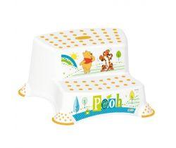 OKT Winnie the Pooh duo stupínek k WC/umyvadlo bílá