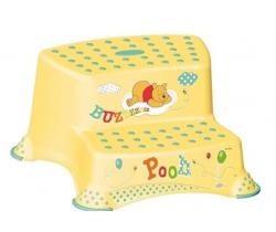 OKT Winnie the Pooh duo stupínek k WC/umyvadlo žlutá
