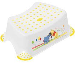 OKT Winnie the Pooh stupínek k WC/umyvadlo bílá