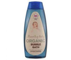 Organická dětská pěna do koupele 250 ml Beaming Baby