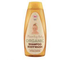 Organický dětský šampón a tělové mýdlo 250 ml Beaming Baby