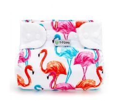 Ortopedické abdukční kalhotky - patentky T-Tomi Flamingo