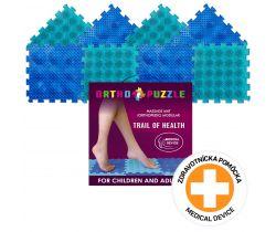 Ortopedické puzzle Ortho Puzzle 8 ks