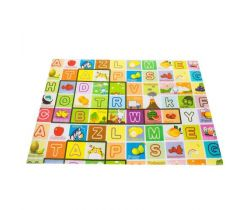 Pěnové puzzle 180x120 cm Springos