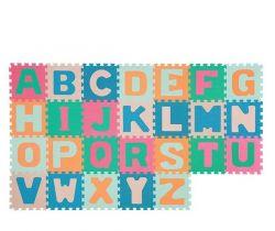 Pěnové puzzle 26 ks BabyOno Abeceda