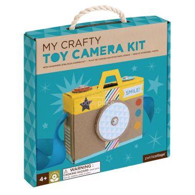 Kreativní sada Petitcollage Dětská kamera