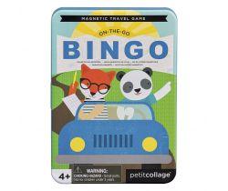 Magnetická hra Petitcollage Bingo