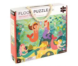 Podlahové puzzle Petitcollage Mořské víly