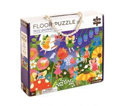 Podlahové puzzle Petitcollage Zahradní víly