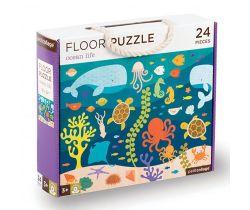 Podlahové puzzle Petitcollage Život oceánů