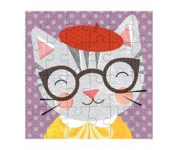 Puzzle Petitcollage Kočka
