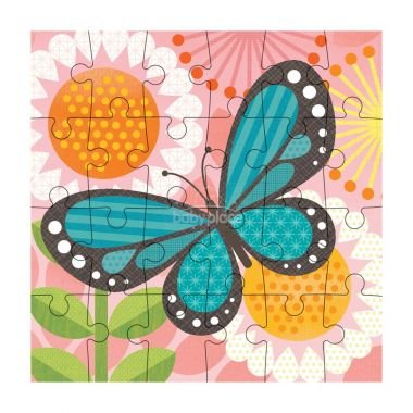 Puzzle Petitcollage Motýl