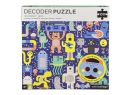 Puzzle 100 ks s 3D brýlemi Petitcollage Příšerky