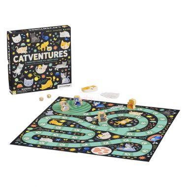 Stolní hra Petitcollage Catventures