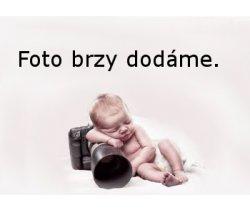 Kočárek Petitcollin proutěný růžový (pro panenku do 40 cm)