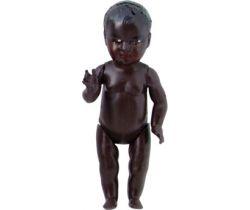 Koupací panenka Petitcollin  6 cm