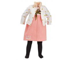 Obleček pro panenku Petitcollin  48 cm