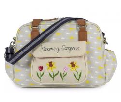 Pink Lining Blooming Gorgeous přebalovací taška