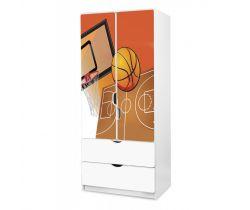 Pinokio Deluxe Basketbal 32 šatní skříň
