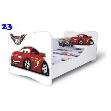 Dětská postel Pinokio Deluxe Butterfly Auto 23