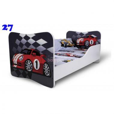 Dětská postel Pinokio Deluxe Butterfly Auto 27