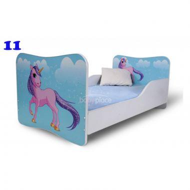 Pinokio Deluxe Butterfly Poník 11 dětská postel