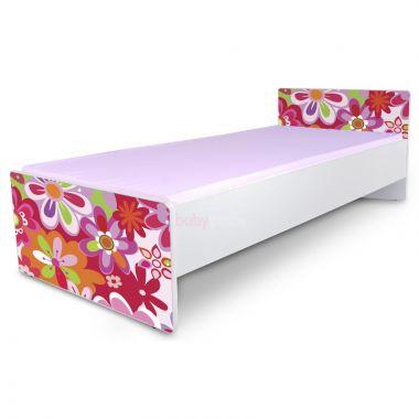Pinokio Deluxe Classic Květinky C-3 postel 180 x 80 cm