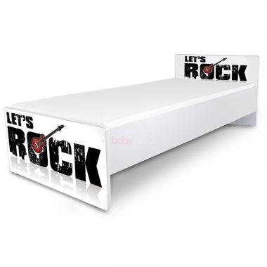 Pinokio Deluxe Classic Rock C-40 postel 180 x 80 cm
