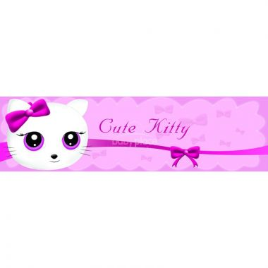 Pinokio Deluxe Cute Kitty fototapeta